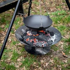 Barbecook Junko Driepoot Charcoal Grill, Wok, Barbecue, Grilling, Outdoor Decor, Home Decor, Charcoal Bbq Grill, Homemade Home Decor, Barbacoa