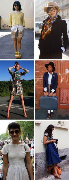 weekly roundup via calivintage #style