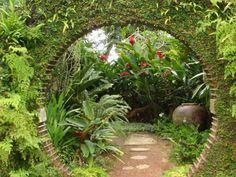 Garden of Bevis Bawa