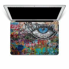 MacBook Pro Keyboard Decal Air Sticker 3M Skins Cover Humor Protector | eBay