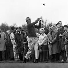 Arnold Palmer and the one that got away - Golf Digest