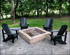 Outdoor firepit ideas