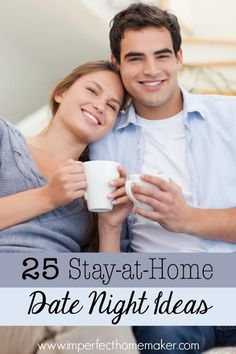 25 Stay-At-Home Date Night Ideas - Imperfect Homemaker