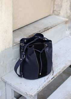 Sézane / Morgane Sézalory - Hope bag #sezane #hope
