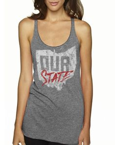 Ohio State - Our State - Women's Tank Top