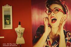 Amenajare magazin Monda, vintage fashion - Art Deco Zone & Knox Design - Amenajari interioare Bucuresti. www.artdecozone.ro #amenajariinterioare, #decorinterior