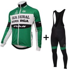 5db3cf7a4 Thermal Winter Bicycle Jersey Long sleeve Cycling Clothing MTB Bicycle  clothing Long Sleeve Team Cycling Jerseys