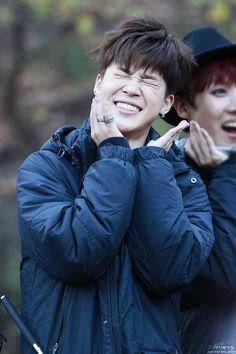 Oh, Jiminnie... Hoseok Bts, Bts Bangtan Boy, Bts Jimin, Jhope, Seokjin, Namjoon, Park Jimin Cute, Gym Workout Videos, Bulletproof Boy Scouts