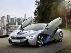 YENİ BMW İ8 TANITIMI » Otomobil Dünyasına Hoş Geldiniz...