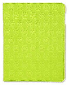MICHAEL Michael Kors iPad Case, Neoprene Sweet Sleeve - Sale & Clearance - Handbags & Accessories - Macy's