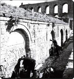 Kırk Çeşme (Saraçhane); 1935