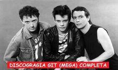 Descargar Discografia Git Mega Completa Grande Exitos