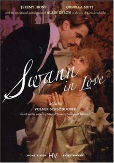 """Swann in Love"" ~ Jeremy Irons (1984) original title - Un amour de Swann"