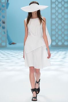 Chalayan Spring 2015 Ready-to-Wear - Collection - Gallery - Look 18 -     Le Fevrier  