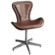 Madison Leather Accent Chair