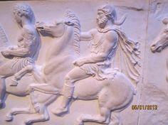 British Museum: Parthenon (Elgin Marbles)