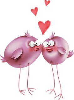 Silly Bird Love