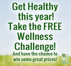Get Healthy This Year Take the FREE Wellness Challenge to improve health get fit and live naturally Start Here