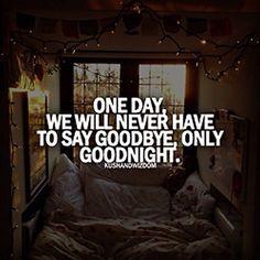 Good morning, I love you sweethart hope you slept well. :-)