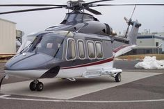 Agusta AW-139 For Sale | Exclusive Aircraft