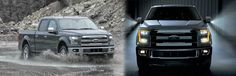 Aluminum vs Steel. Here are the advantages of the lightweight metal and how it helps to make the 2015 #Ford F-150 the top pickup in its class.