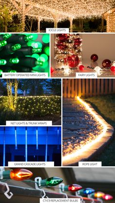 130 best led christmas lights images on pinterest led christmas led christmas light style guide solutioingenieria Gallery
