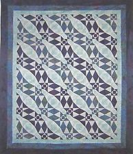 storm at sea quilts | Storm at Sea quilt pattern by Roxanne Carter of Quilting with Roxanne