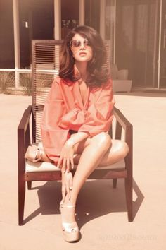 Selena Gomez for ELLE...She is SO cute!! I love the vintage inspiration that makes this unique!