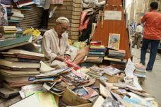 Mutanabi Street - Baghdad شارع المتنبي