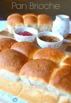 Pan brioche..per un morbido buongiorno! - dolci a go go!!!
