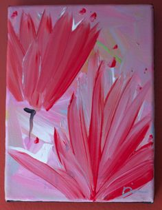 Items similar to Original Creative Acrylic on canvas. Perfect wall decor for any home or office - Fever Joy on Etsy Joy, Paintings, Floral, Creative, Plants, Painting Art, Flowers, Painting, Flora