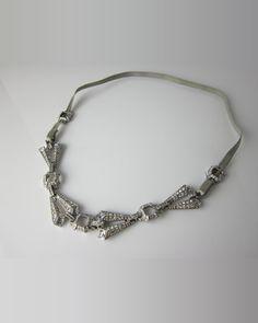 jewelmint gatsby headband :: refashioned :: gatsby bracelet