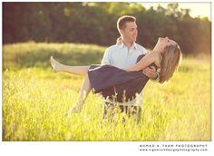 Summer engagement