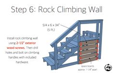 Trampoline Stairs with Slide Backyard House, House Deck, Backyard Play, Backyard For Kids, Backyard Ideas, Trampoline Steps, Best Trampoline, Backyard Trampoline, Kids Outdoor Play