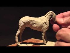 Horse Sculpture tutorial (clay), but I'm going to use it to make a fondant/gumpaste horse.