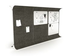 The multi-purpose STORY WALL is an acoustical space divider with whiteboard or felt. The space divider adapts to whichever room you are in. Space Dividers, Felt Stories, Whiteboard, Wall Spaces, Purpose, Menu, Classic, Google, Room