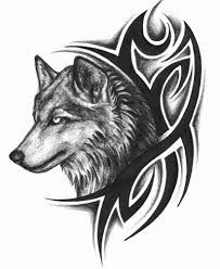 The Best Tribal Wolf Tattoos (Gallery Hawaiianisches Tattoo, Head Tattoos, Samoan Tattoo, Fake Tattoos, Tribal Tattoos, Tattoos For Guys, Temporary Tattoos, Tattoo Flash, Tattoo Quotes