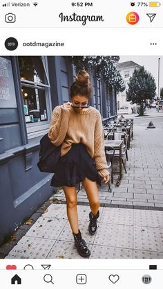Women's Fashion Outfits Ideas - Fashion Ideas Casual Winter Outfits, Winter Fashion Outfits, Spring Outfits, Trendy Outfits, Autumn Fashion, Summer Outfit, Fashion Mode, Look Fashion, Daily Fashion