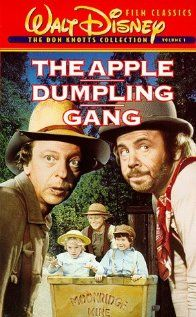 The Apple Dumpling Gang Poster - I had a discussion about Pete's Dragon today and then thought of this movie.