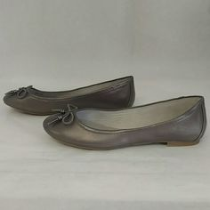 Sam Edelman Circus Ballet Flats New without box display model Sam Edelman Circus Ballet Flats. Due to the nature of a display model, around the top edge of both shoes have small places where paint is chipped off. Still a great looking pair of flats. Sam Edelman Shoes Flats & Loafers