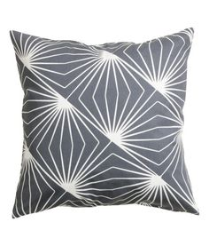 Patterned Cushion Cover | Product Detail | H&M