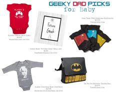 Top Dad Geek Picks for Baby & Newborns Boy Onesie, Onesies, Baby Couture, Newborns, Dads, Geek Stuff, One Piece, Top, Fashion
