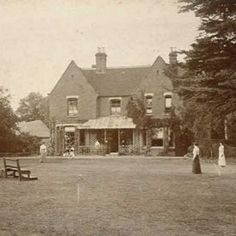 Borley Rectory - Most Haunted House in England? | HauntedRooms.co.uk
