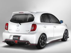 2013 Nissan March Nismo S