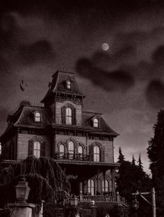 Addams Family home