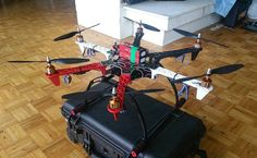 #Repost @outforaripdrones  Platform built. Waiting for her #maidenflight and #dslrsetup #dslr #dslrrig  #arf #dslrphotography  #buildinprogress  #arduinopilot #arduino #drone #drones #fvp #f550 #dronestagram  #dronephotography #dronegear #dronesofinstagram #quadcopter #quads by drones_es