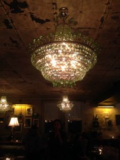 Sunday, 15.02.2015, Soho House, NYC Soho House, Sunday, Chandelier, Nyc, New York, Ceiling Lights, Home Decor, Domingo, Candelabra