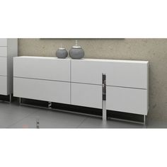 VIG Furniture Modrest Voco 4 Drawer Dresser 104999 30 H X 63