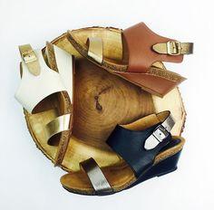 Vanita by Sofft  #shoes #fashion #wedges #Summer #eslavidashoes