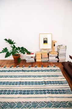 New rugs, handwoven in Argentina #wearepampa Shot at Jordana Henry #home in Byron Bay